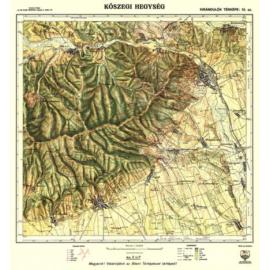 Kőszegi-hegység (1922)