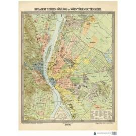 Budapest Székes-Főváros és Környéke (1906)