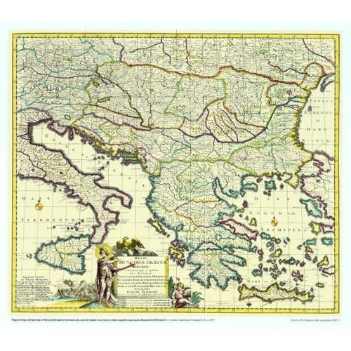 Regni Hungariae Graeciae (1689)