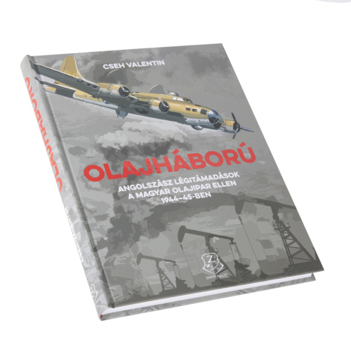 Olajháború - Angolszász légitámadások a magyar olajipar ellen 1944–45-ben