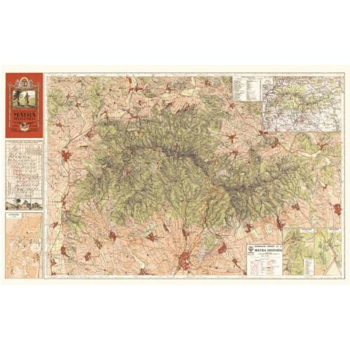 Mátra hegység (1933)