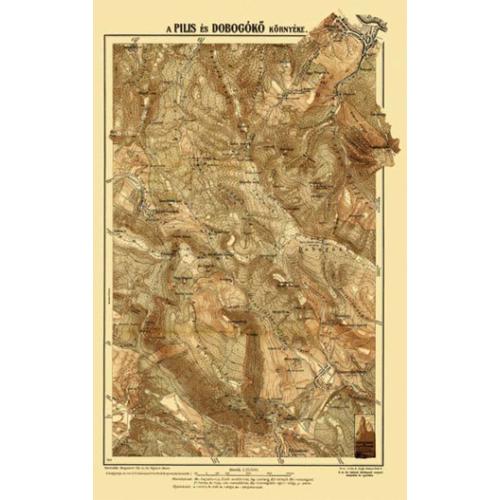 Pilis és Dobogókő környéke