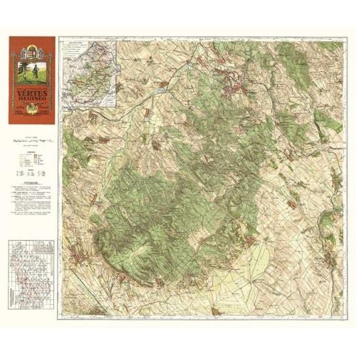 Vértes hegység (1928)