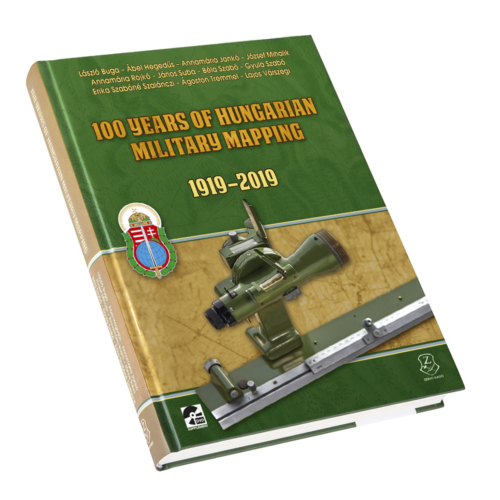 100 years of Hungarian military mapping 1919 – 2019
